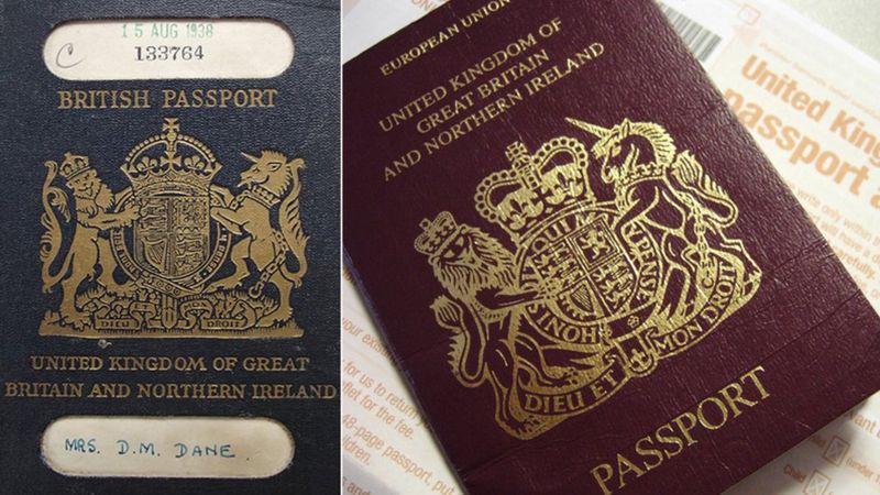 السفر البريطاني