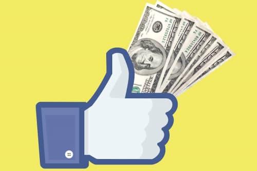 الربح فيسبوك